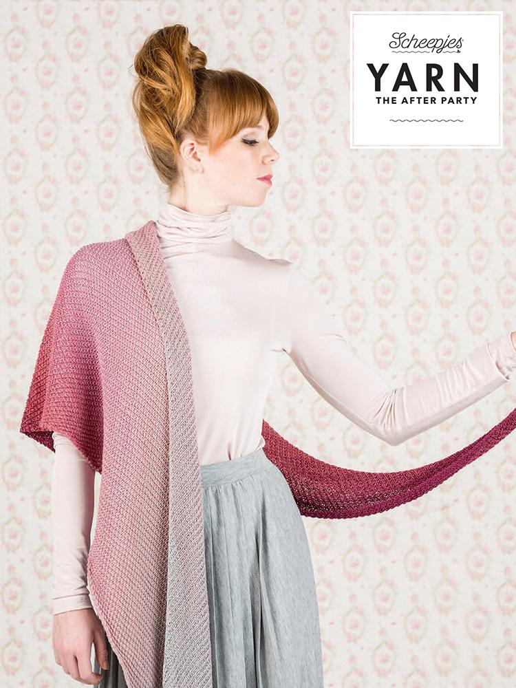 Scheepjes Knitting Pattern 13: Essence Shawl product image