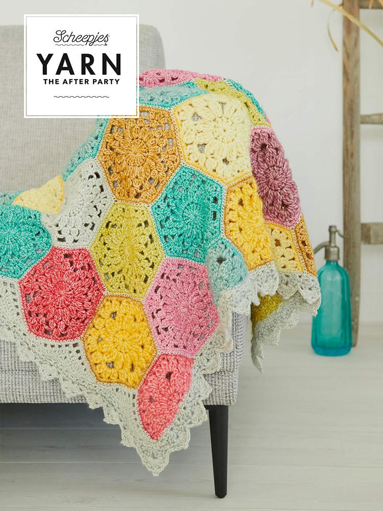 Scheepjes Crochet Pattern 42: Confetti Blanket product image