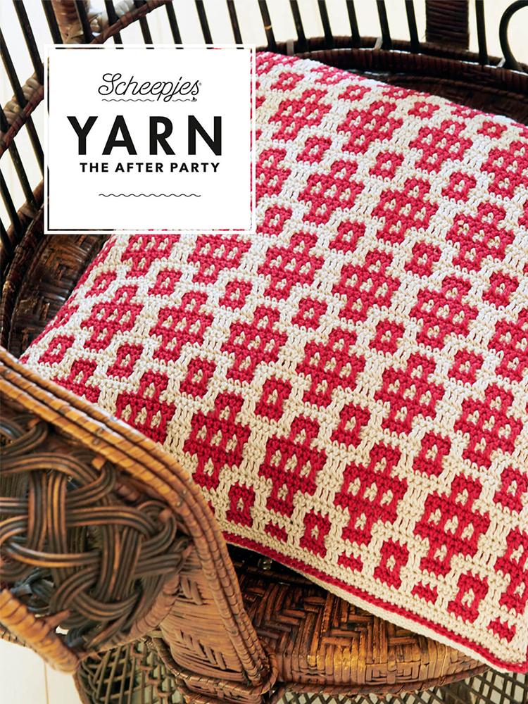 Scheepjes Crochet Pattern 45: Swifts Cushion product image