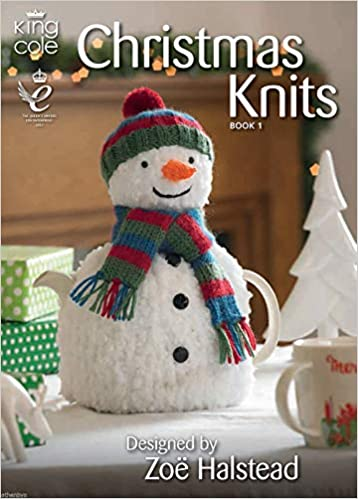 King Cole Christmas Knits – Book 1 product image