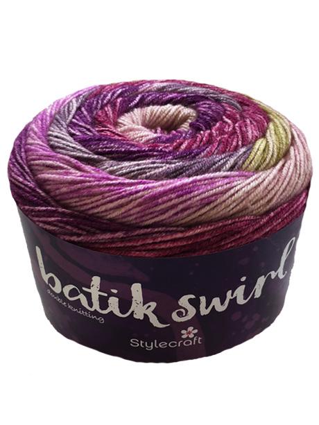 Stylecraft Batik Swirl product image