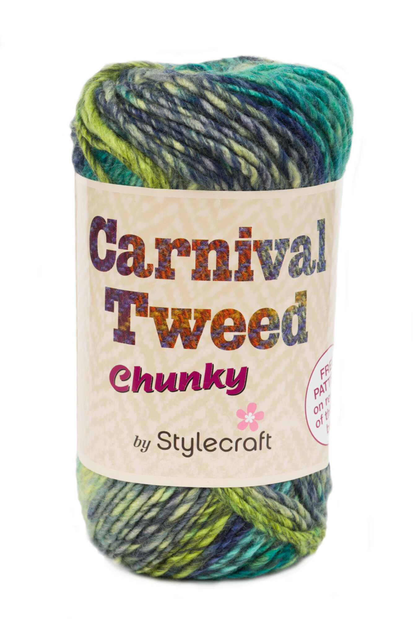 Stylecraft Carnival Tweed Chunky product image