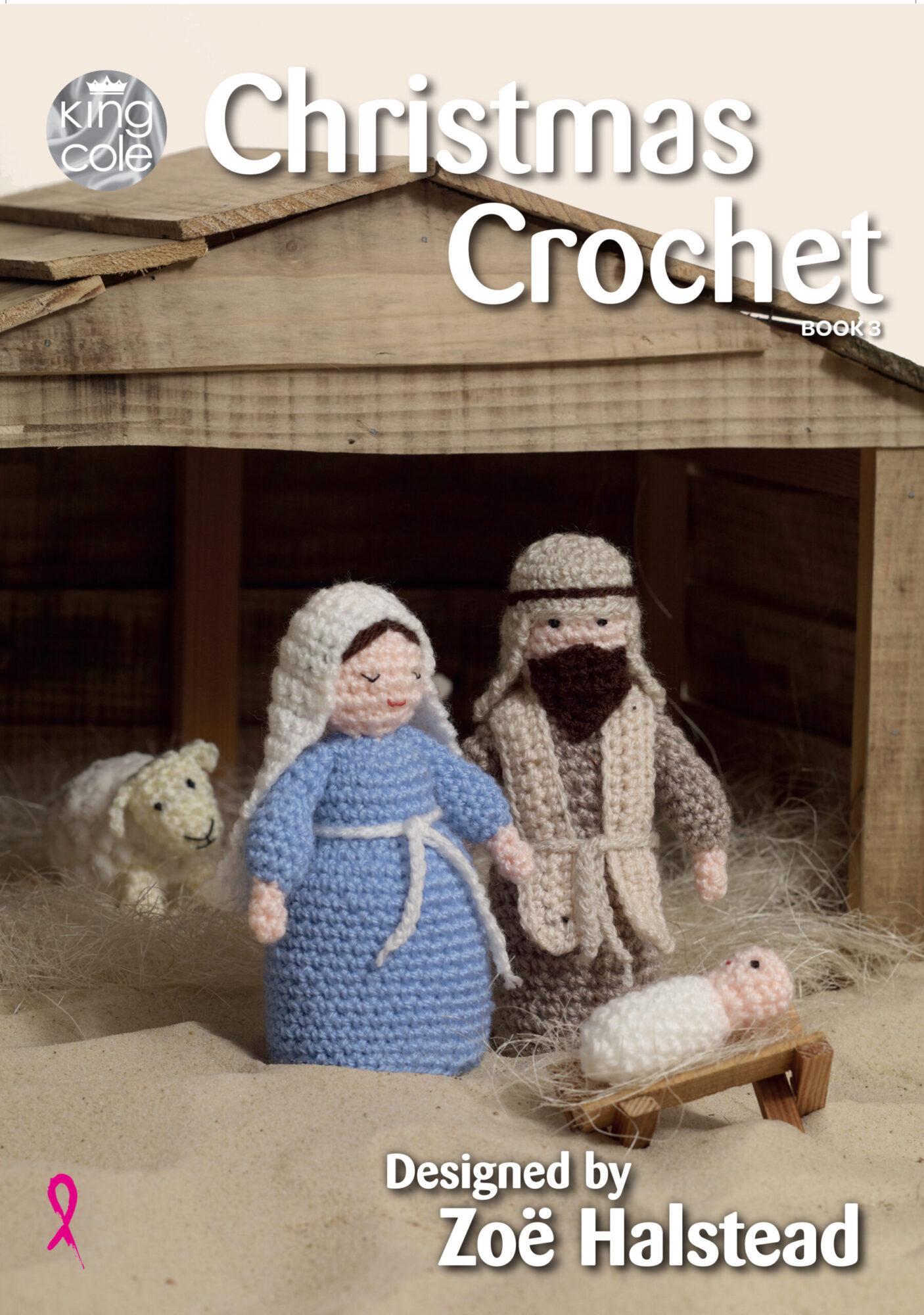 King Cole Christmas Crochet – Book 3 product image