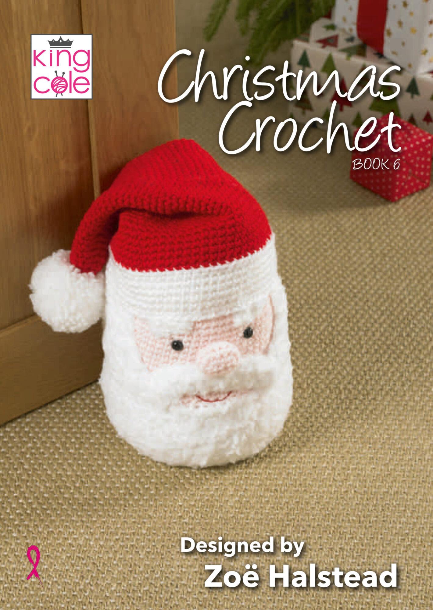 King Cole Christmas Crochet – Book 6 product image