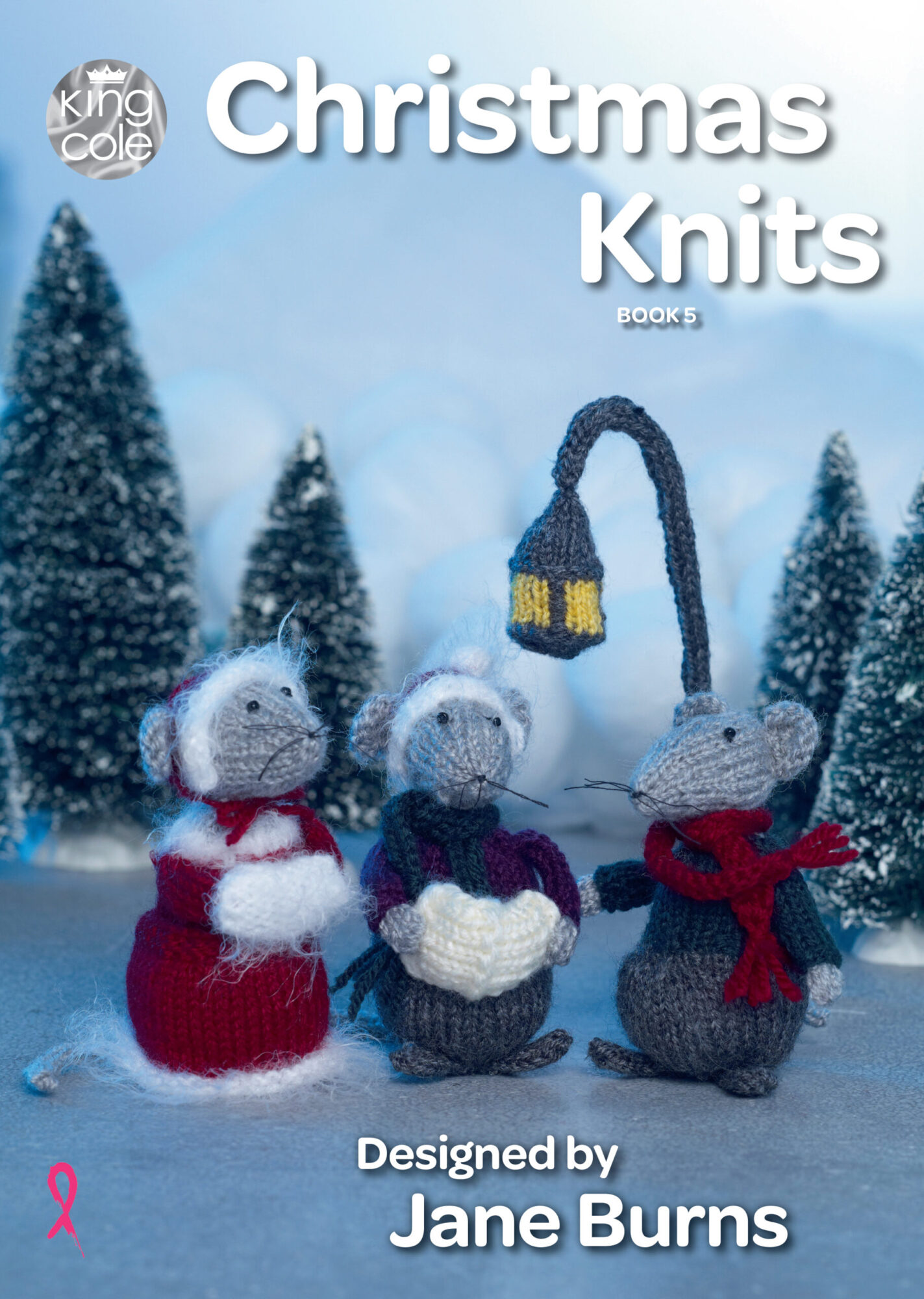 King Cole Christmas Knits – Book 5 product image