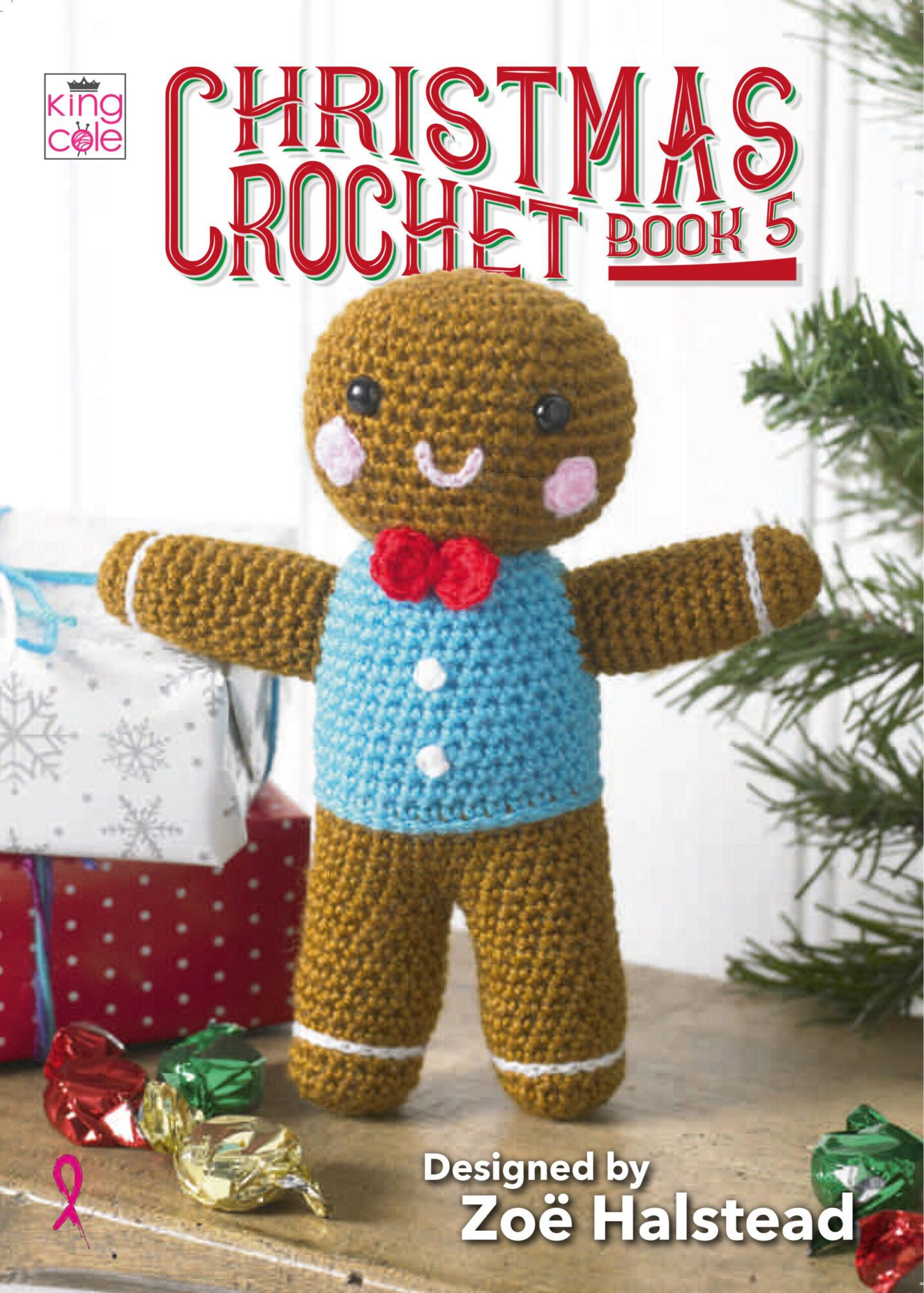 King Cole Christmas Crochet – Book 5 product image