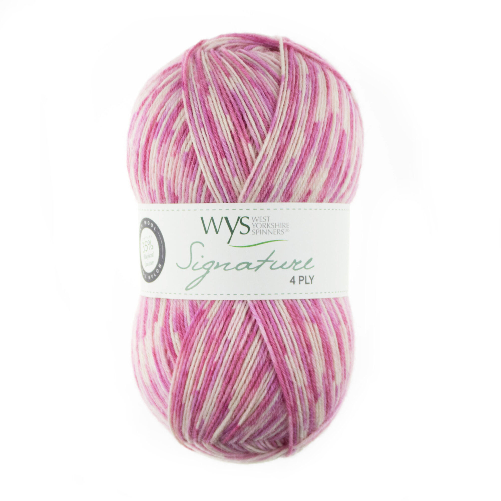 West Yorkshire Spinners Signature 4ply – The Florist Collection product image