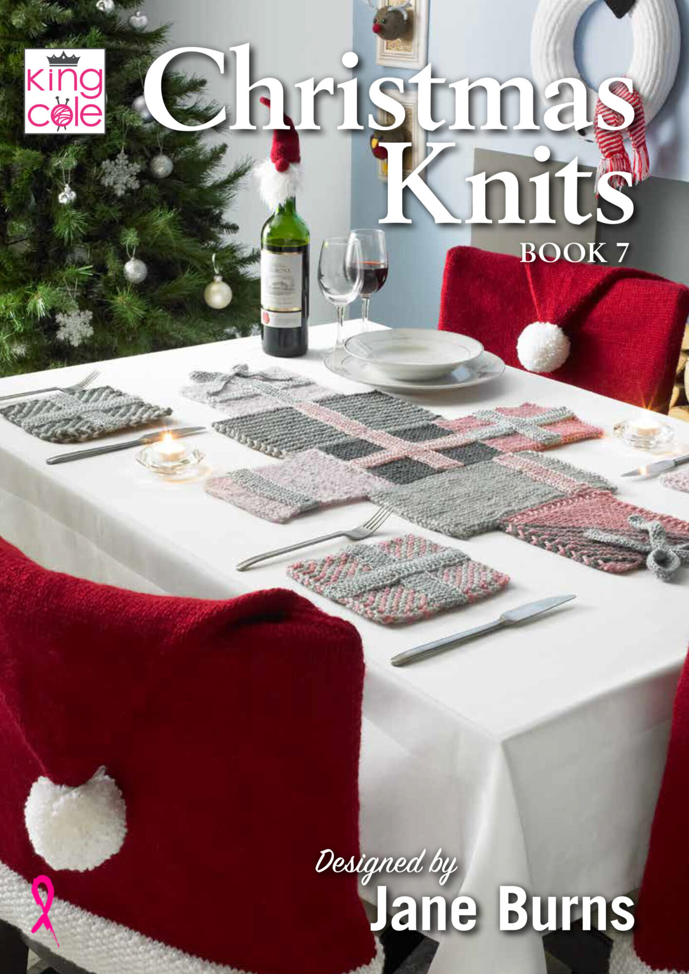 King Cole Christmas Knits – Book 7 product image