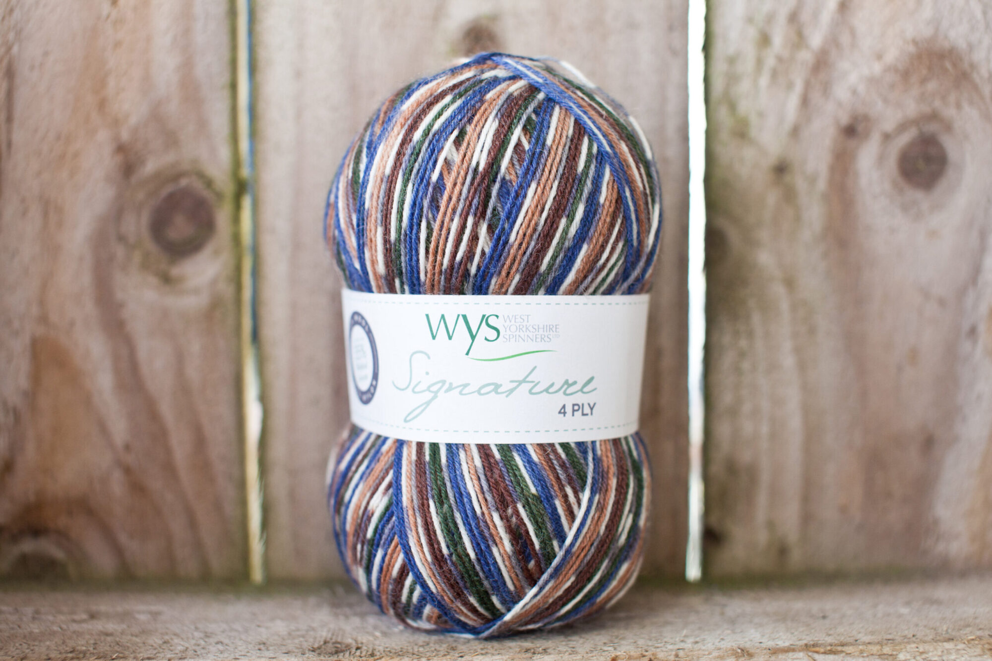 West Yorkshire Spinners Signature 4ply – Country Birds Range product image