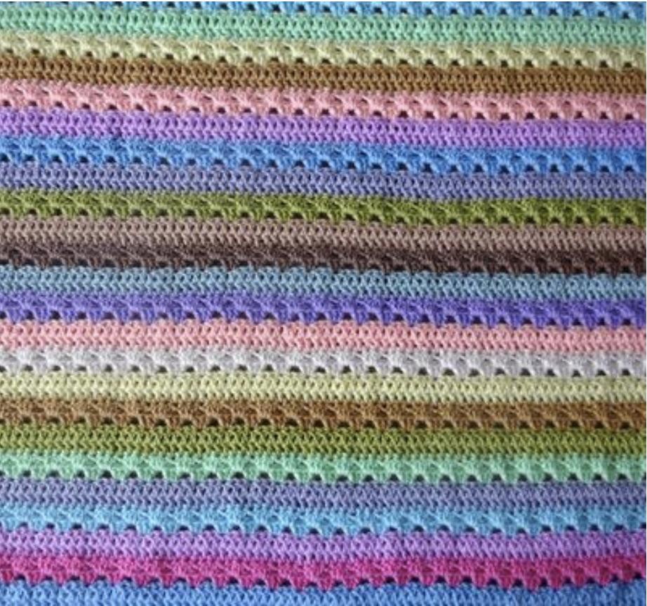 Attic24 Cupcake Crochet Blanket Kit (Yarn Only) product image