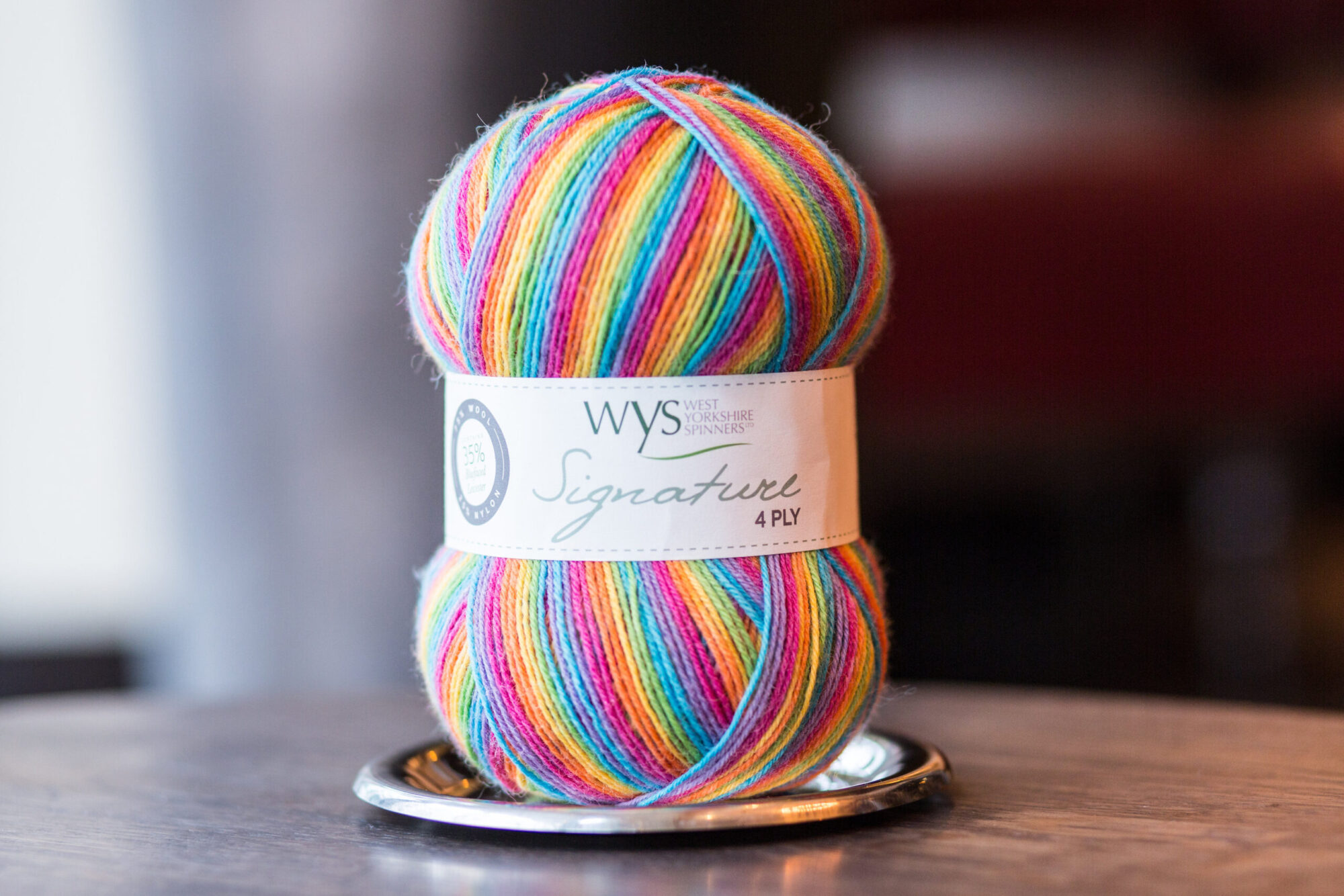 West Yorkshire Spinners  Signature 4ply – The Cocktail Range product image
