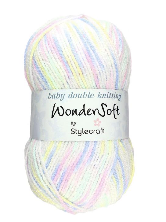 Stylecraft Wondersoft Prints DK product image