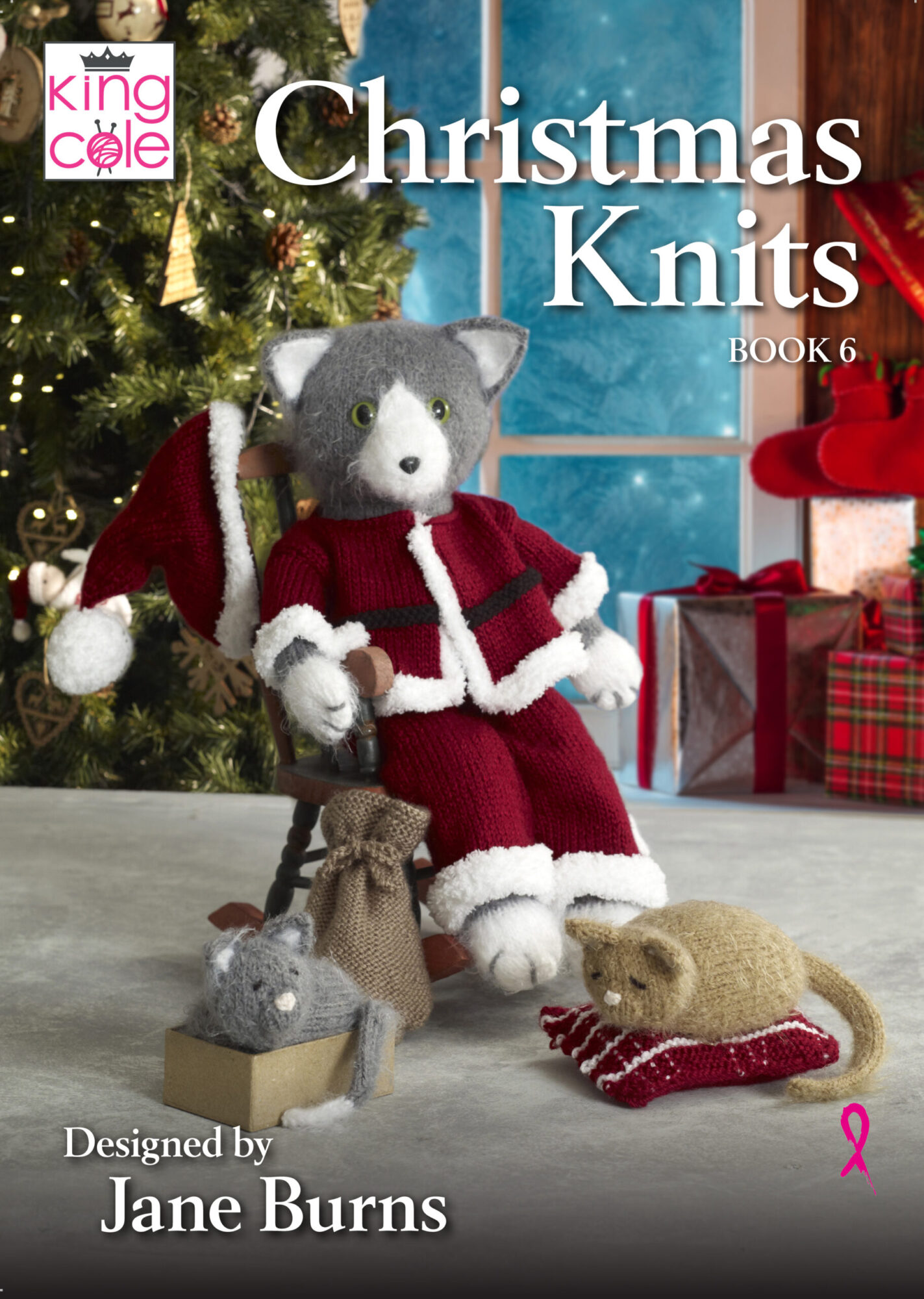 King Cole Christmas Knits – Book 6 product image