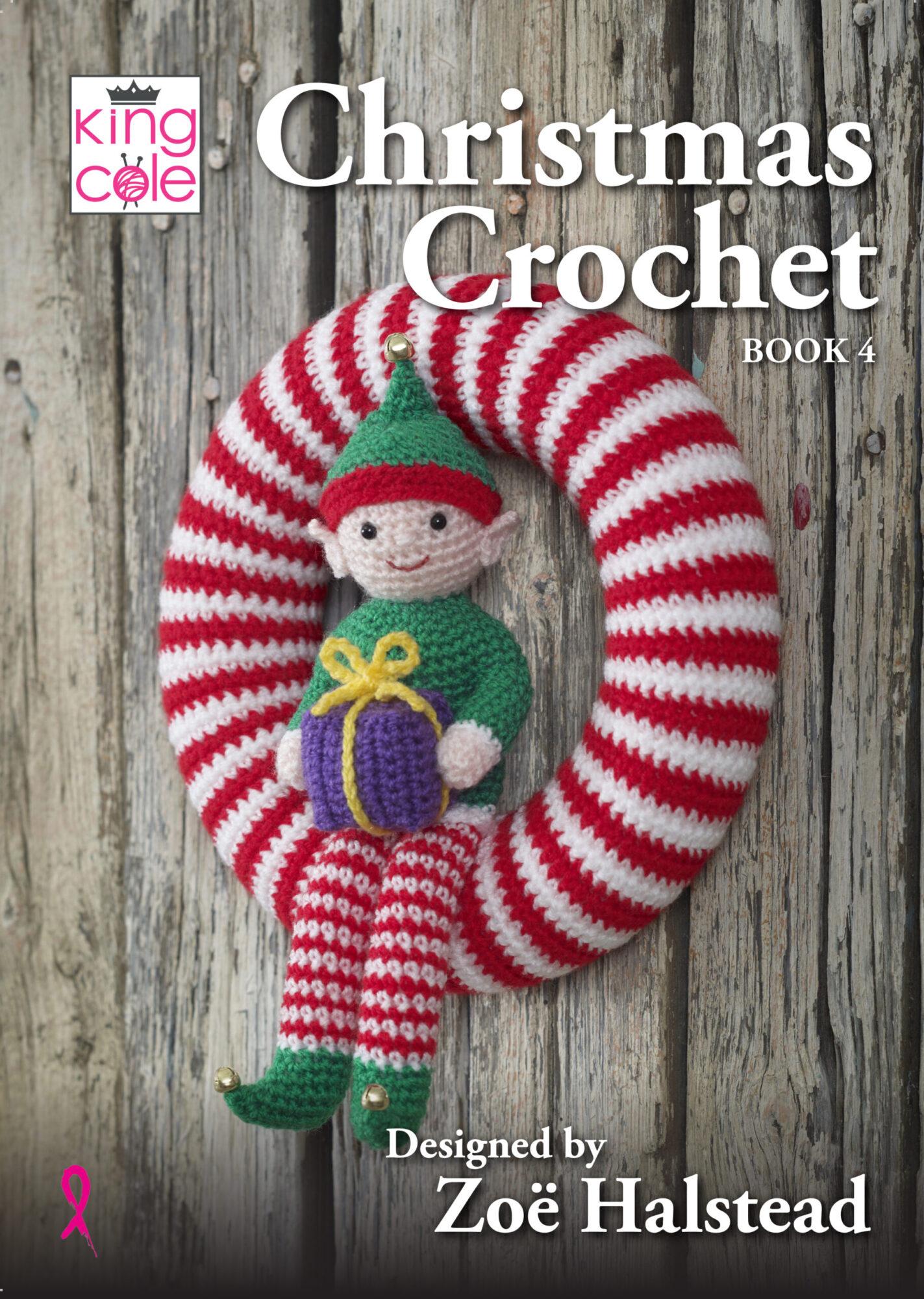 King Cole Christmas Crochet – Book 4 product image