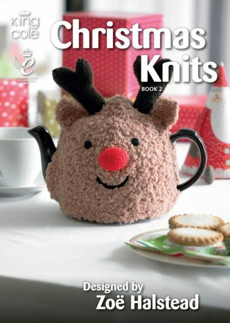 King Cole Christmas Knits – Book 2 product image