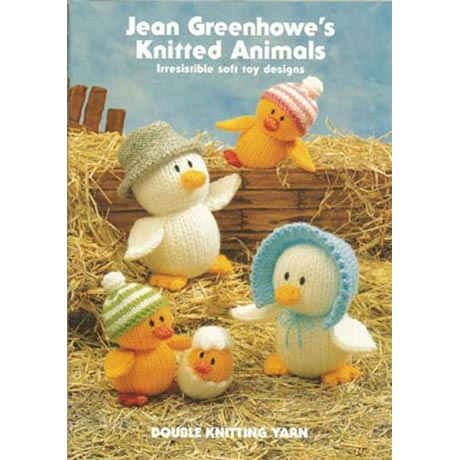 Jean Greenhowe's Knitted Animals Pattern Book product image
