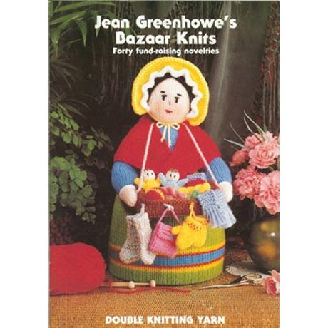Jean Greenhowe's Bazaar Knits Pattern Book product image