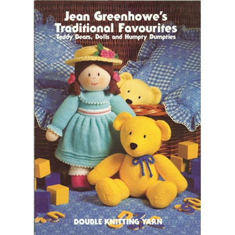 Jean Greenhowe's Traditional Favourites Pattern Book product image