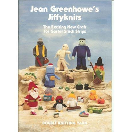 Jean Greenhowe's Jiffy Knits Pattern Book product image
