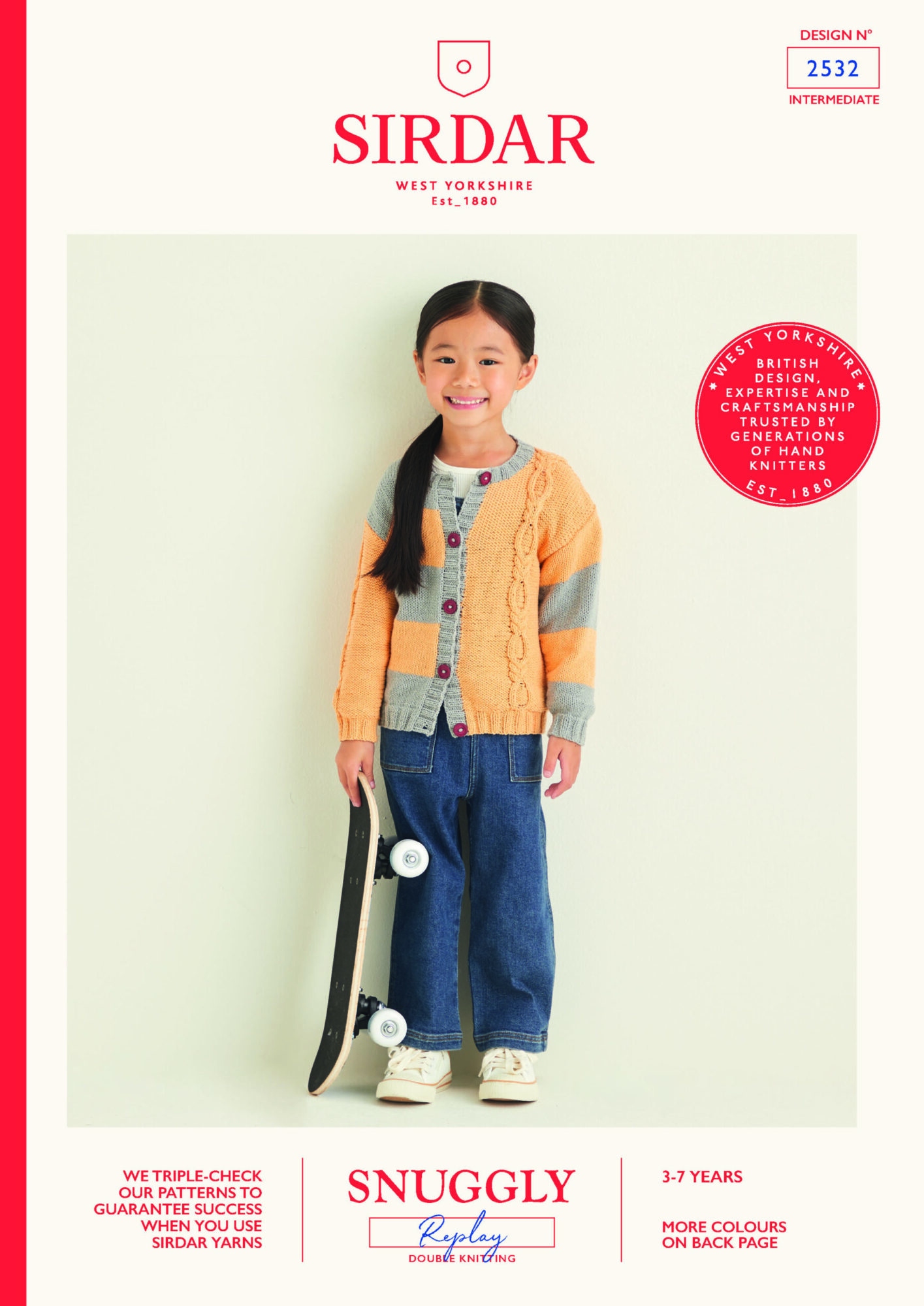 Sirdar Pattern Replay 2532 (DOWNLOAD) product image