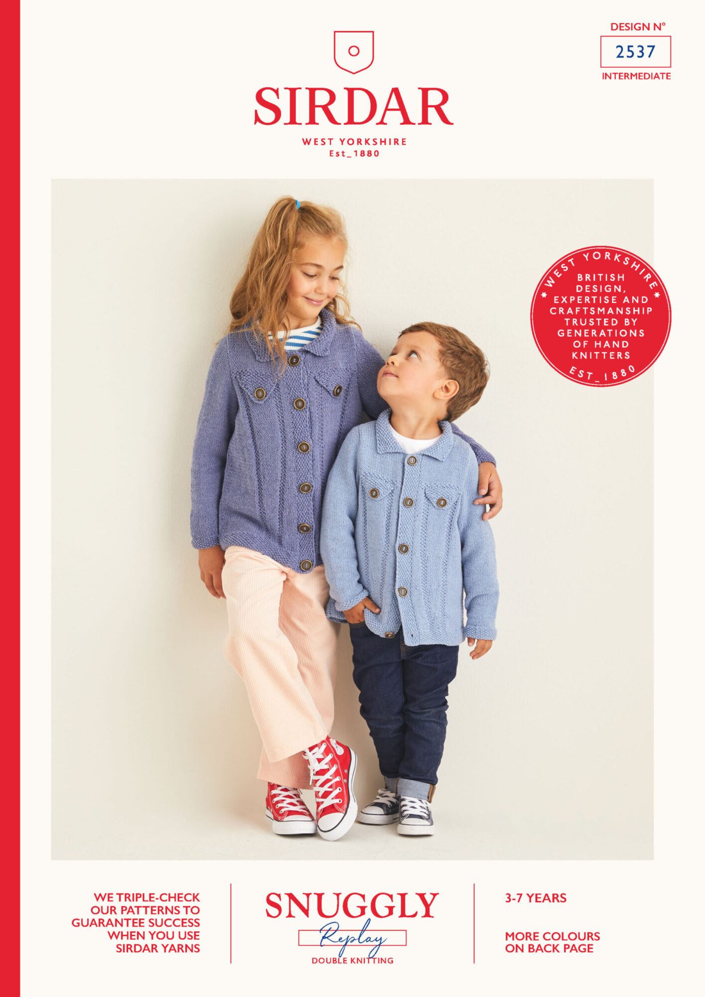 Sirdar Pattern Replay 2537 (Download) product image