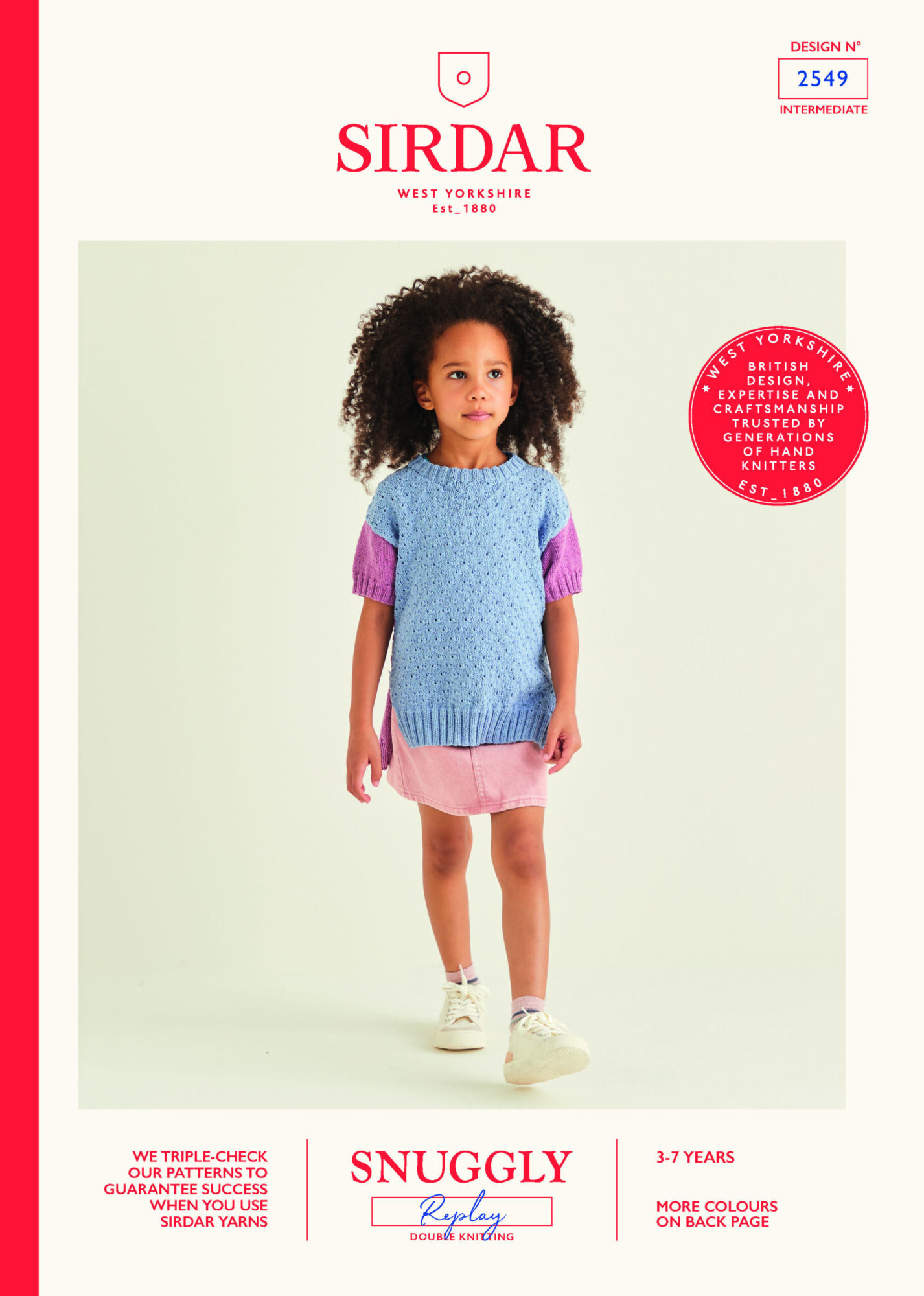 Sirdar Pattern Replay 2549 (Download) product image