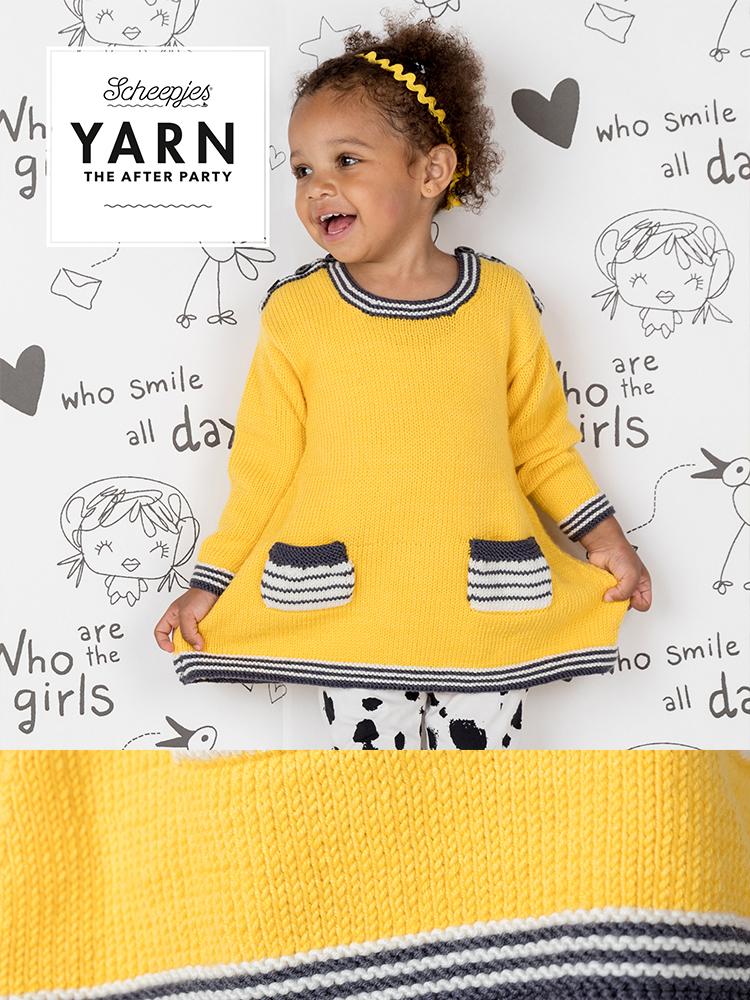 Scheepjes Knitting Pattern 28: Sunshine Dress product image
