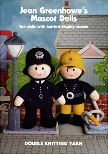 Jean Greenhowe's Mascot Dolls Pattern Book product image