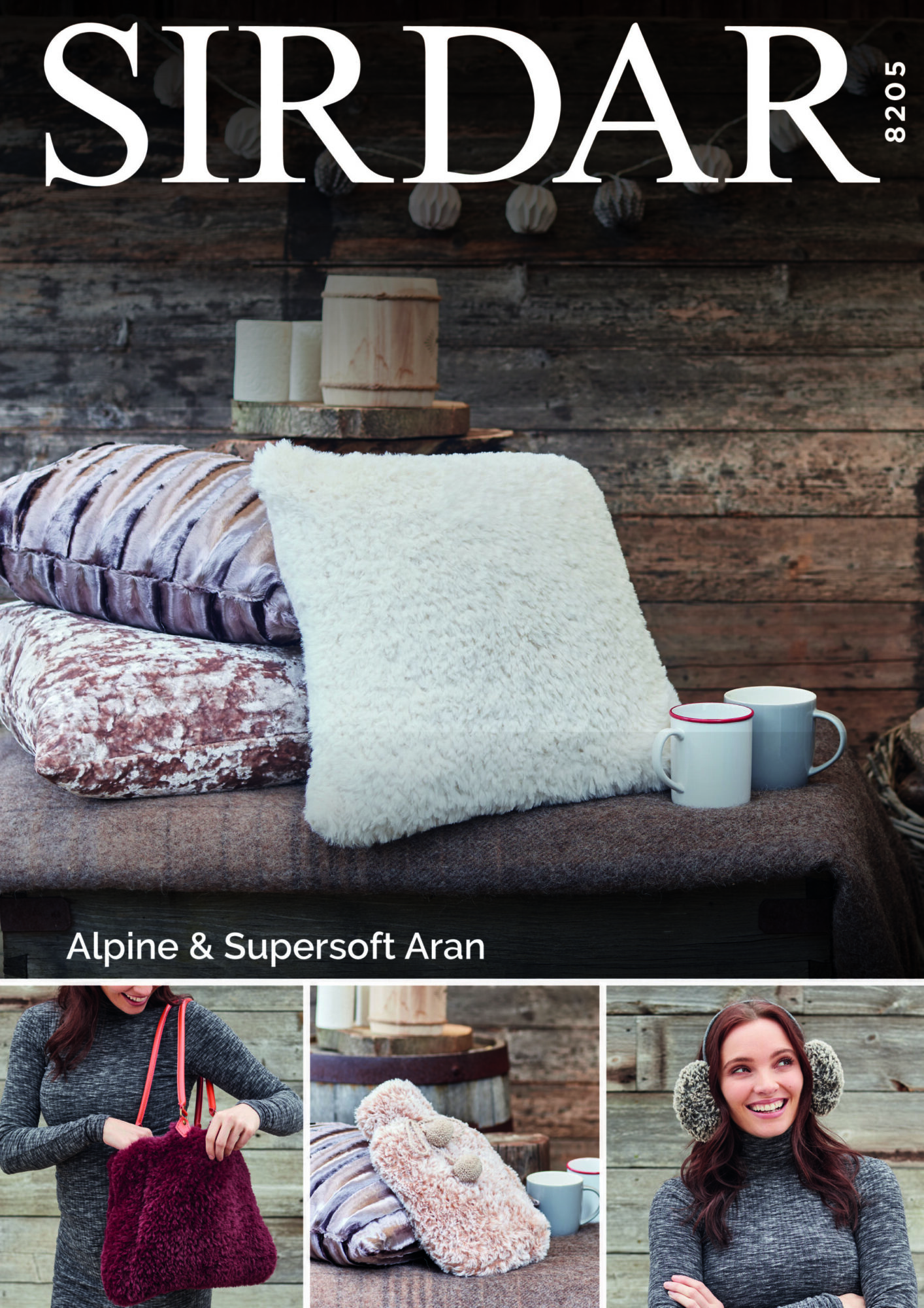 Sirdar Pattern Alpine 8205 (Download) product image