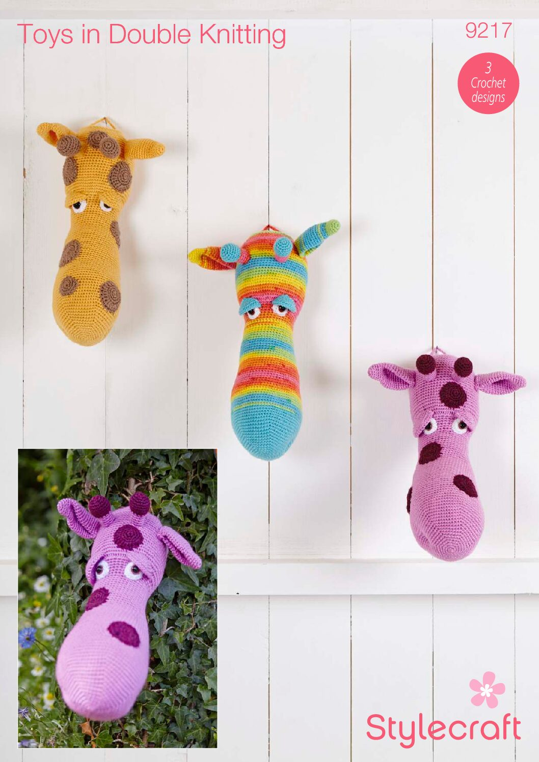 Stylecraft Pattern Toys 9217 (download) product image