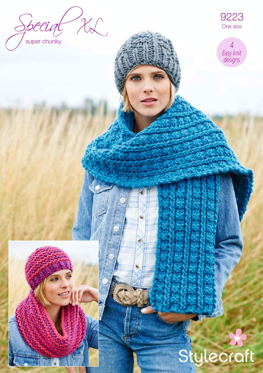 Stylecraft Pattern Special XL 9223 (download) product image