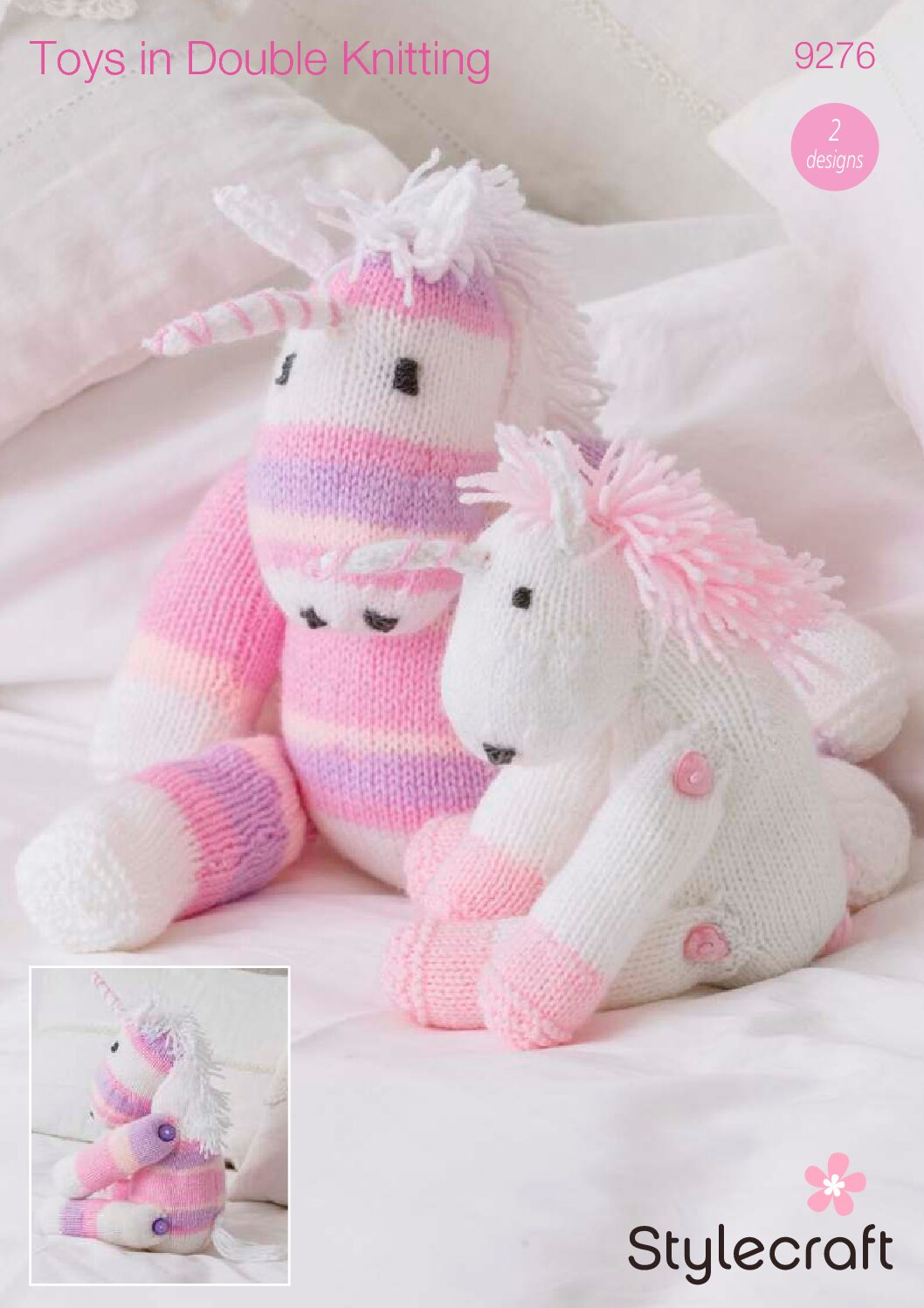 Stylecraft Pattern Toys 9276 (download) product image
