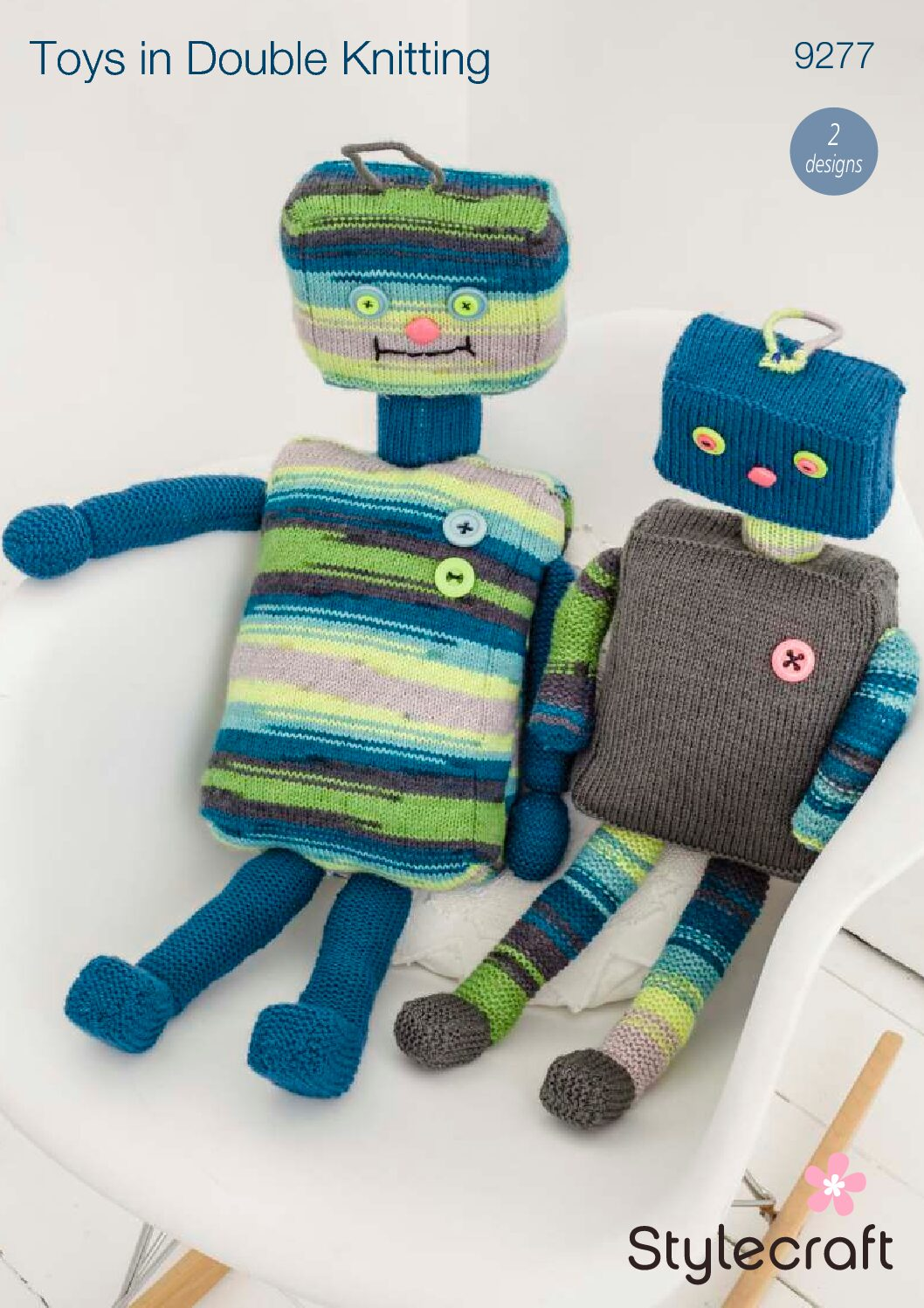 Stylecraft Pattern Toys 9277 (download) product image