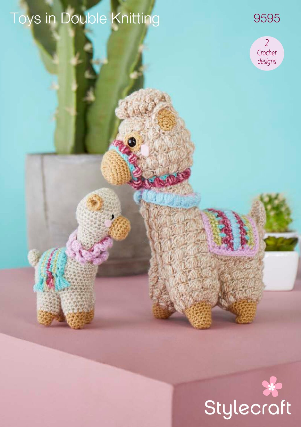 Stylecraft Pattern Toys 9595 (download) product image