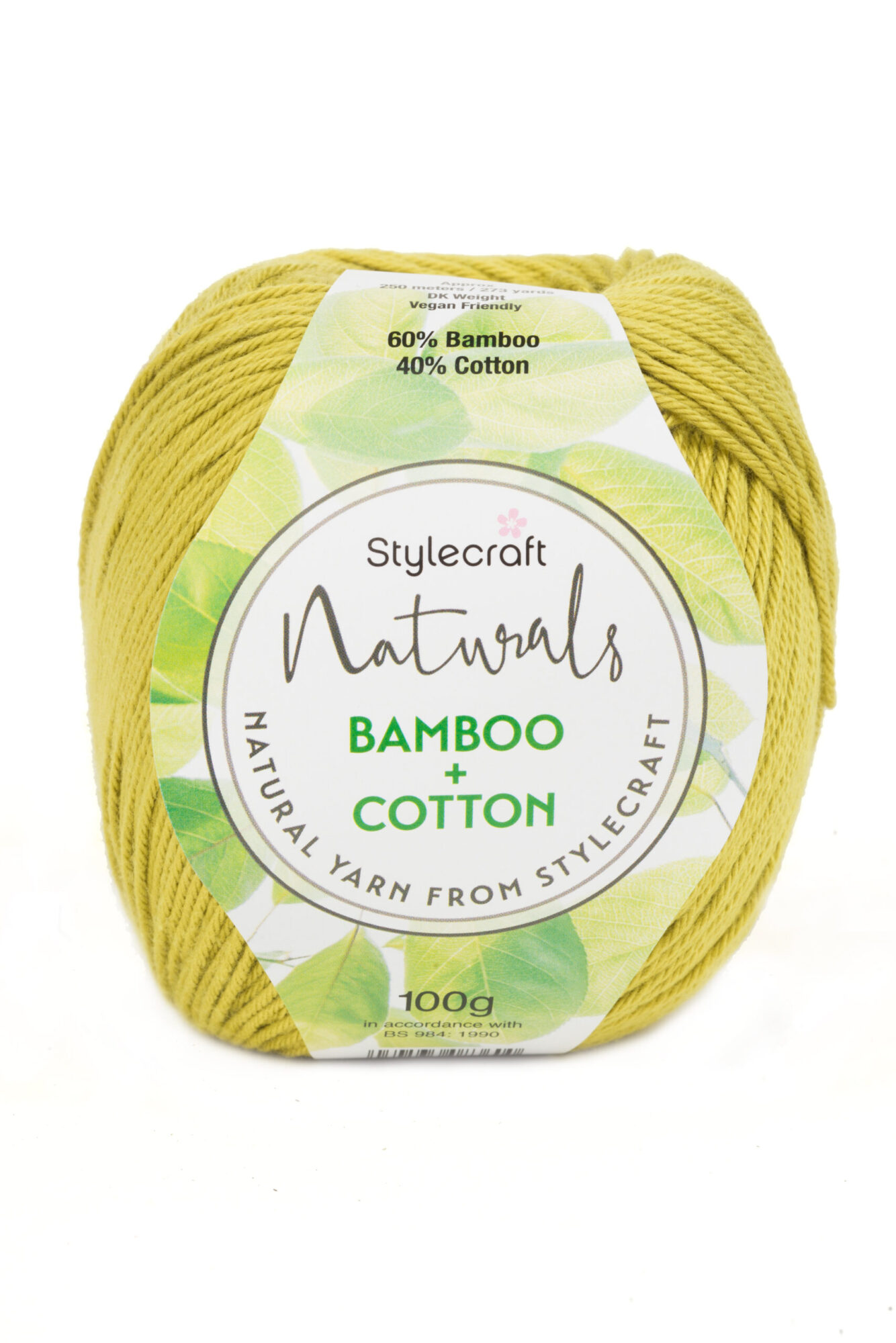 Stylecraft Naturals Bamboo + Cotton product image