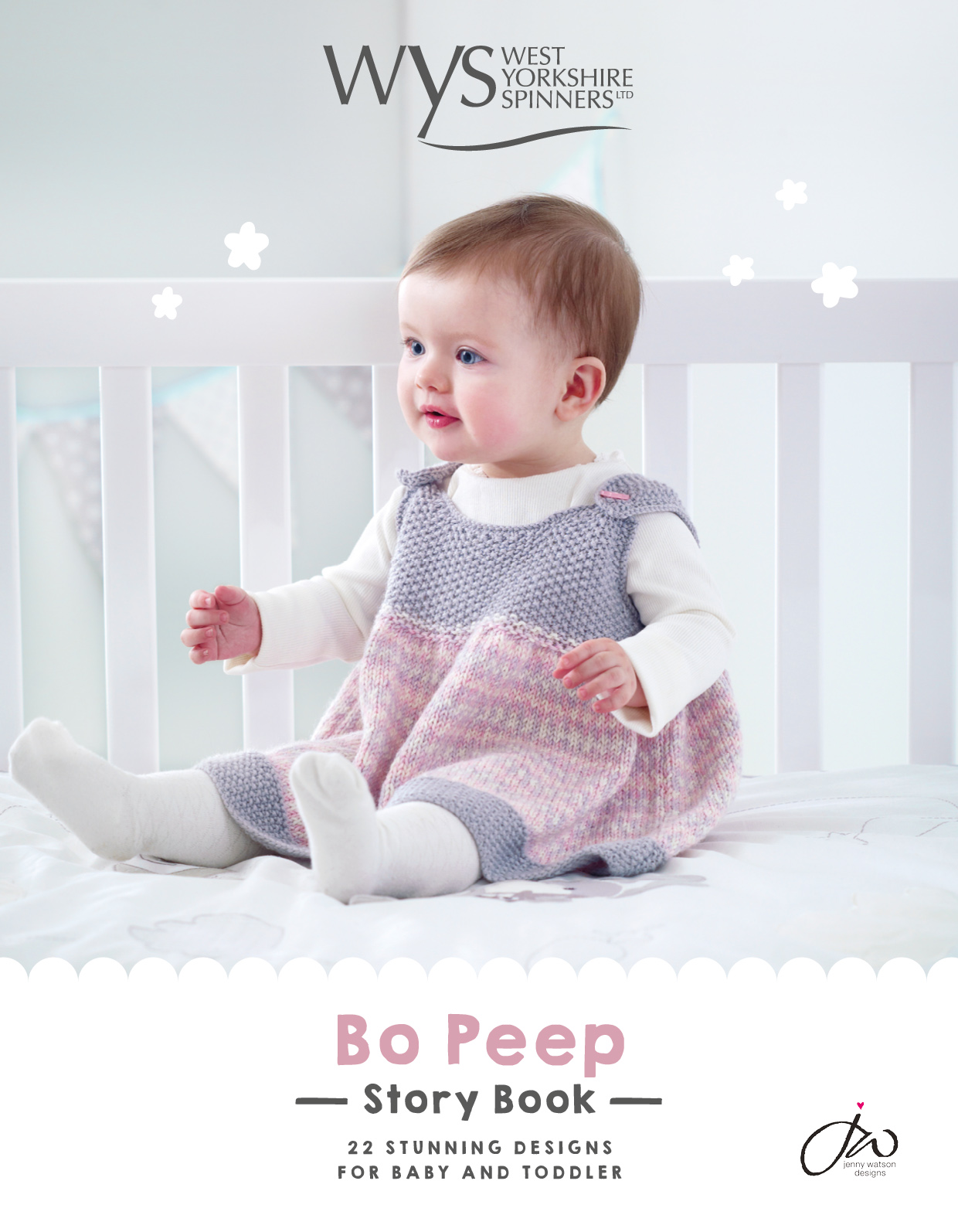West Yorkshire Spinners Bo Peep – Story Book 1: Pattern Book product image