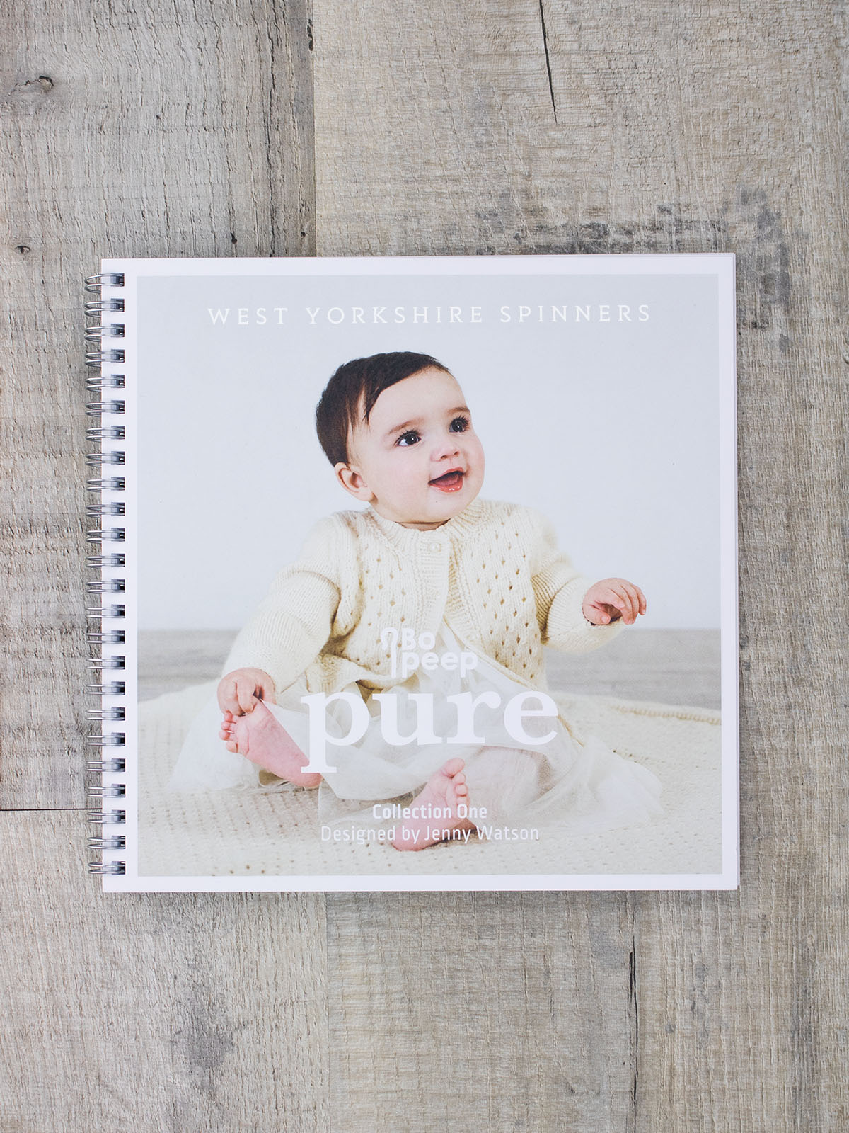 West Yorkshire Spinners Bo Peep Pure – Collection One : Pattern Book product image
