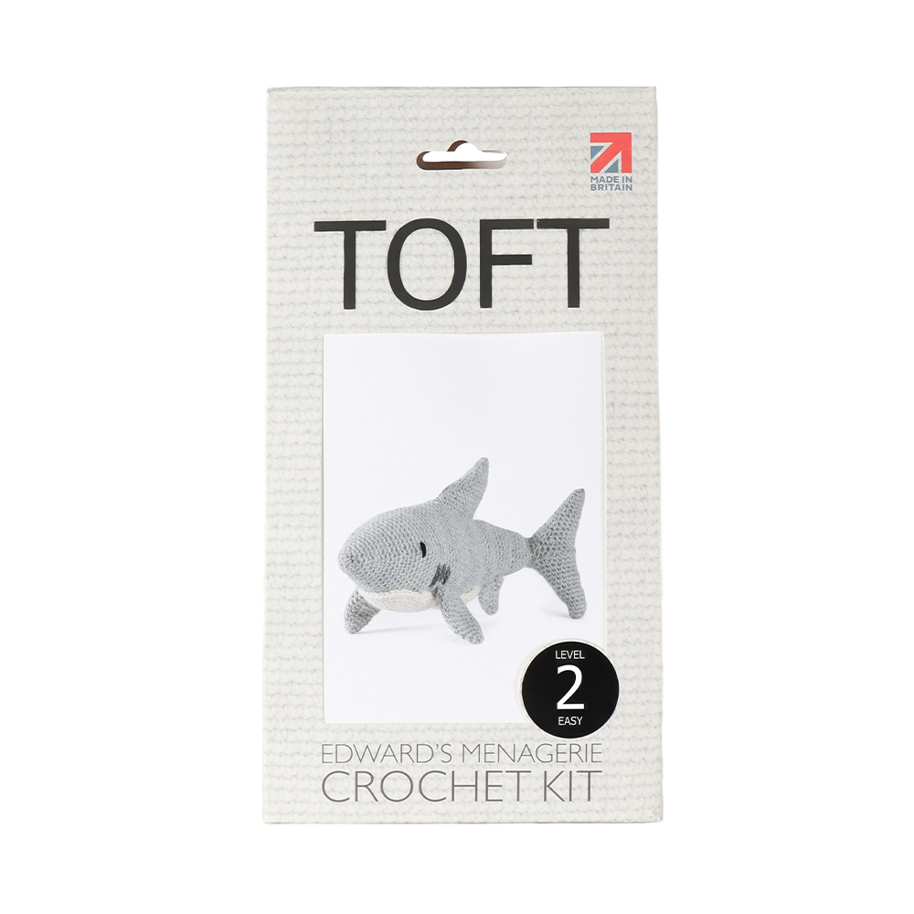 TOFT Bryce The Great White Shark Kit product image