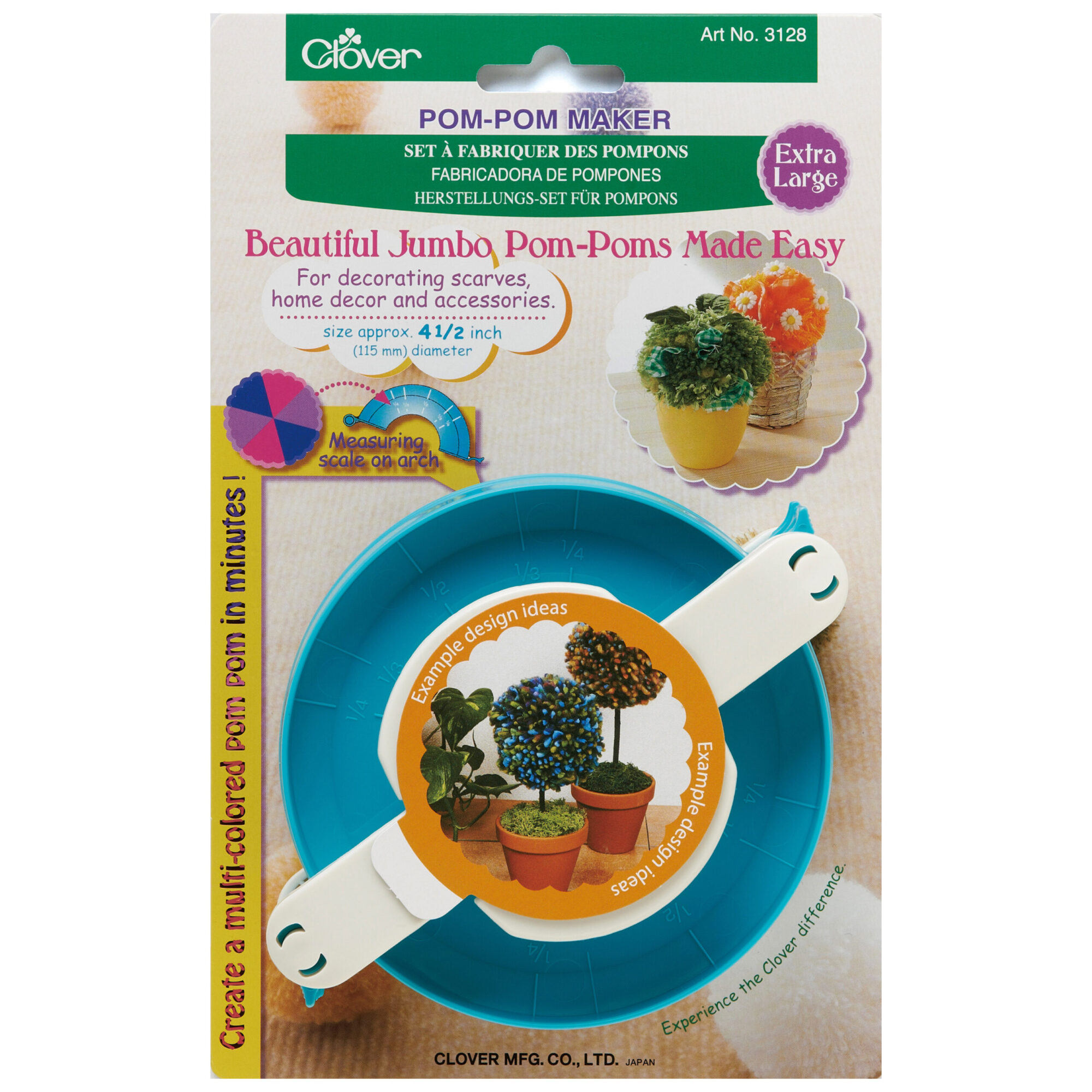 Clover Pom Pom Maker – Extra Large product image