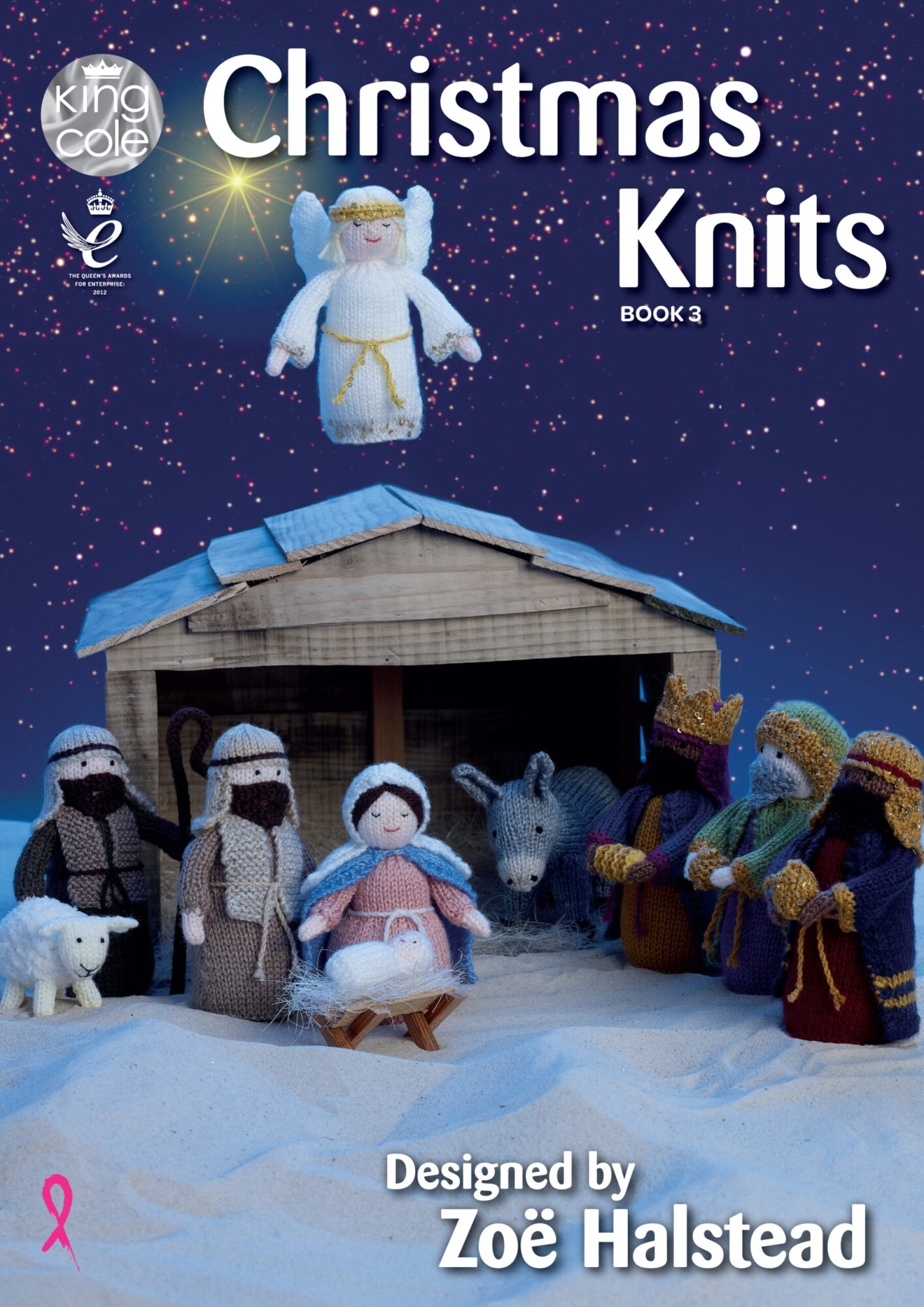 King Cole Christmas Knits – Book 3 product image