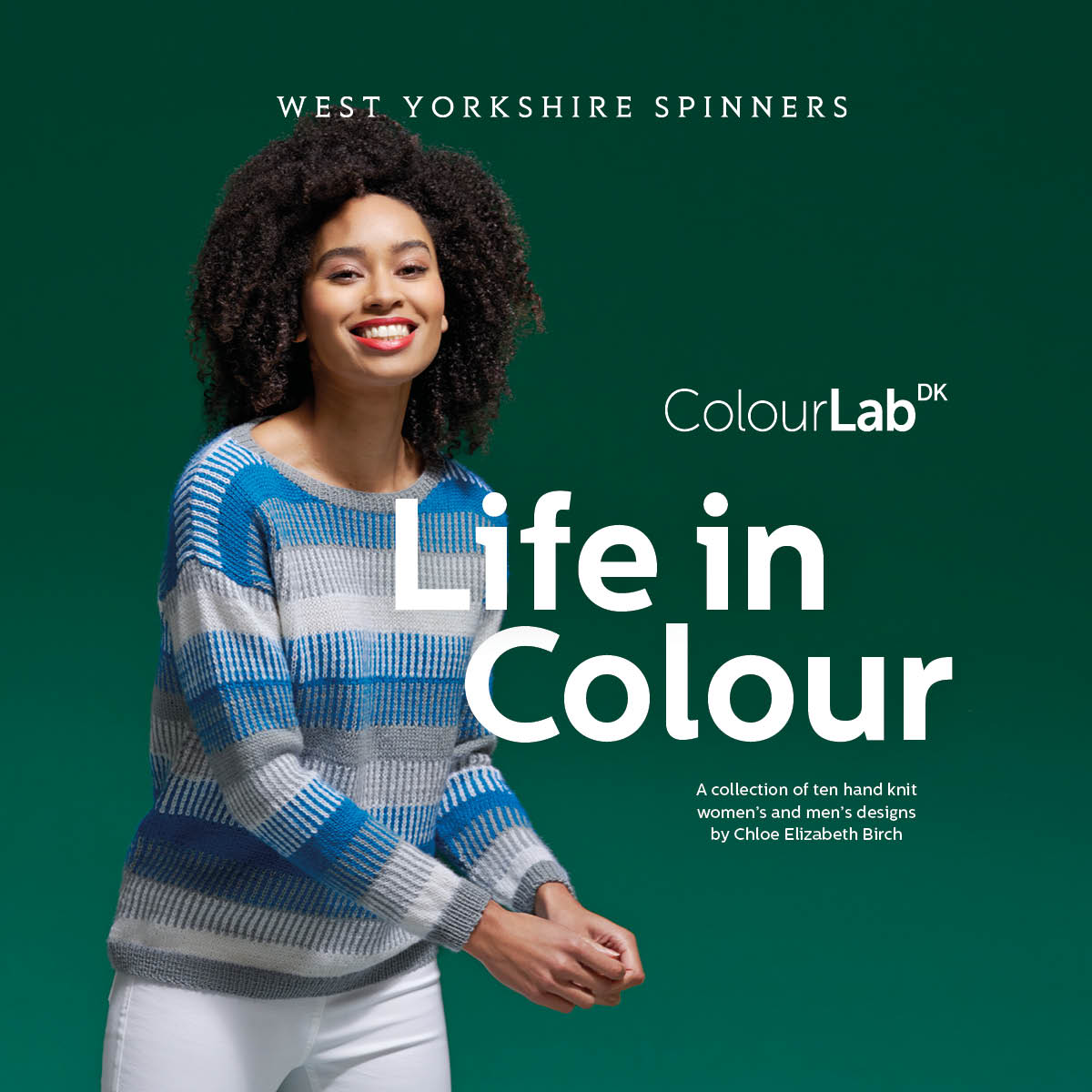West Yorkshire Spinners ColourLab DK: Life in Colour Book product image