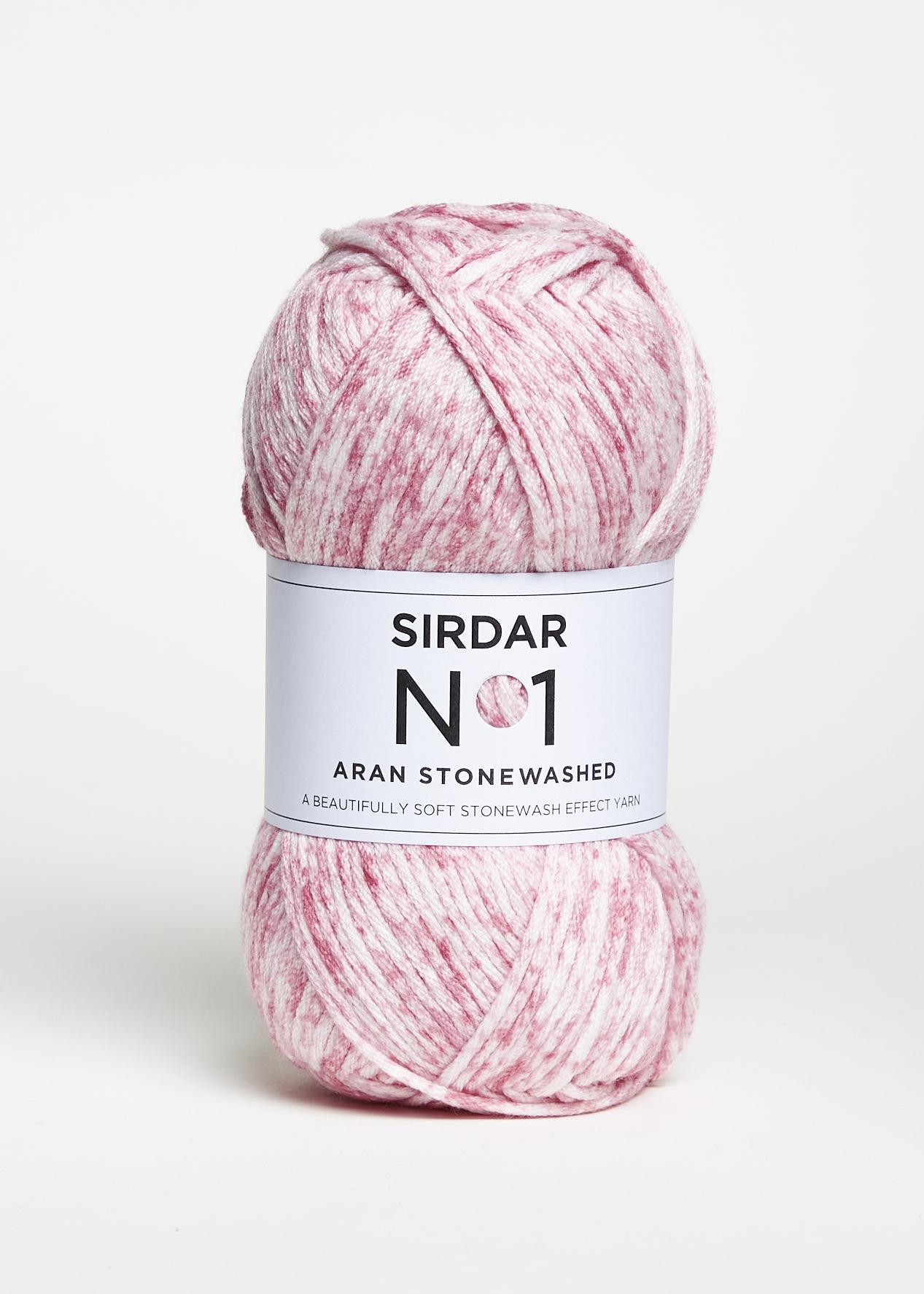 Sirdar No.1 Aran Stonewashed product image