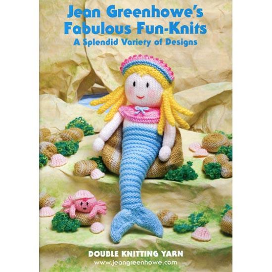 Jean Greenhowe's Fabulous Fun Knits Pattern Book product image