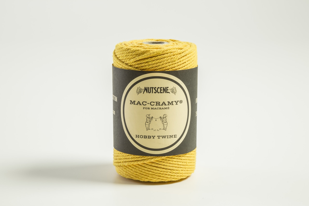 Nutscene Mac-Cramy – Standard Macrame 100% Cotton Twine product image