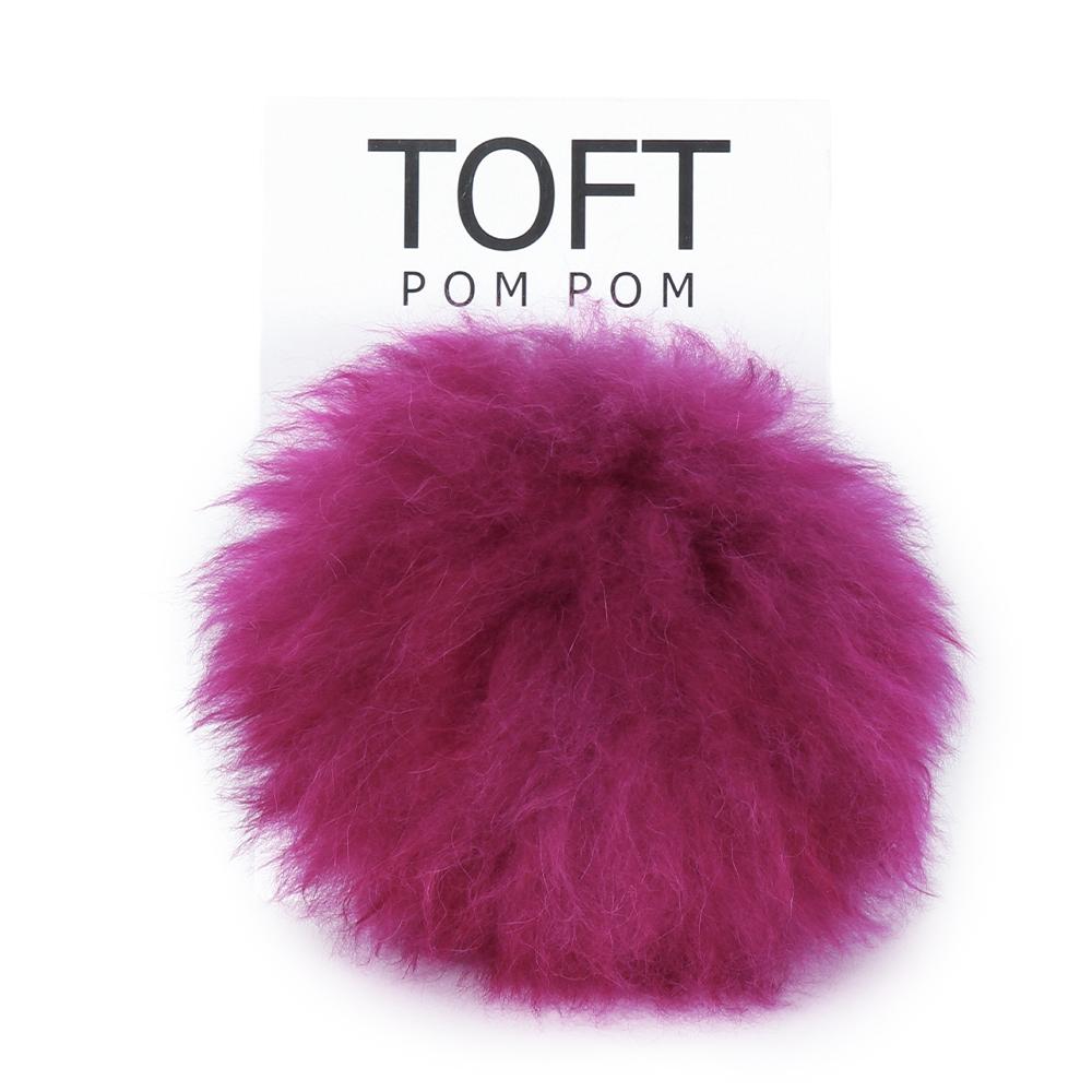 TOFT Alpaca 'snap on' Pom Poms product image