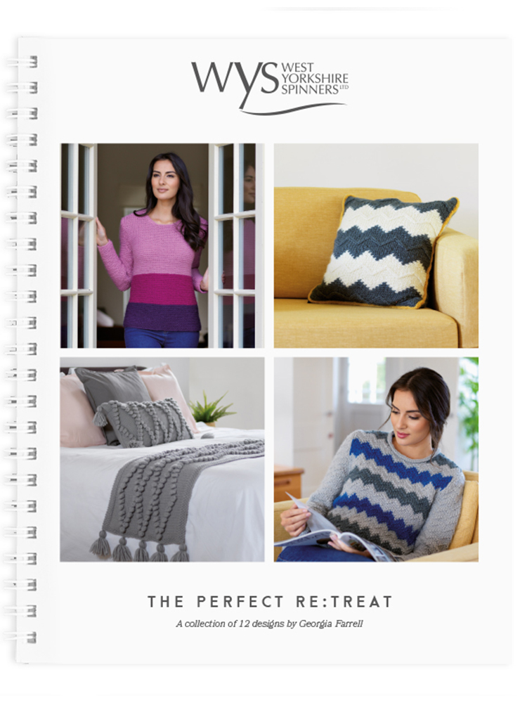 West Yorkshire Spinners – The Perfect Re:Treat: Pattern Book product image
