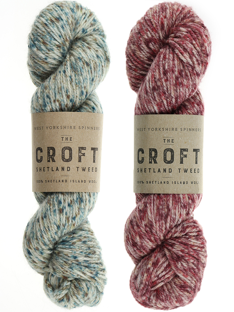 West Yorkshire Spinners The Croft – Shetland Tweed Aran product image