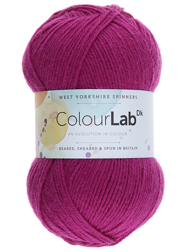 West Yorkshire Spinners Colour Lab DK product image