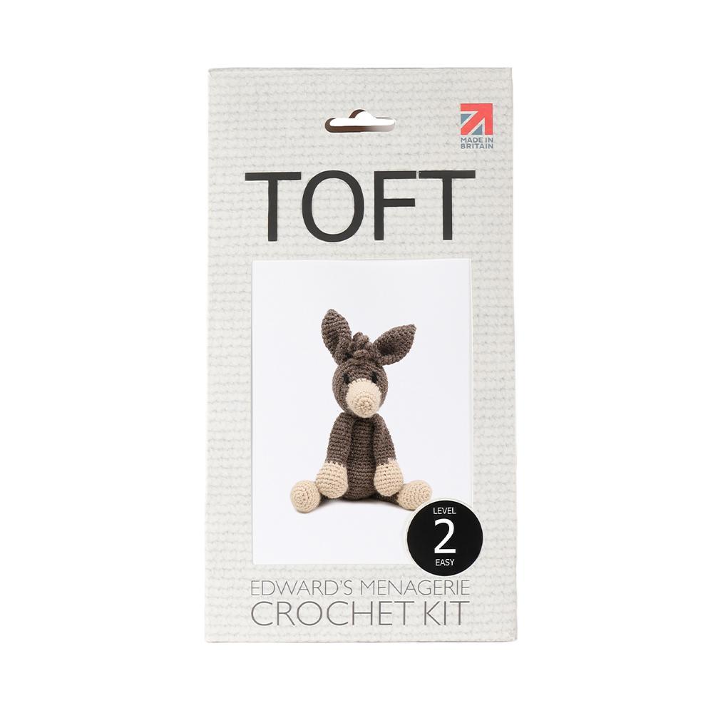 TOFT Angharad the Donkey Kit product image
