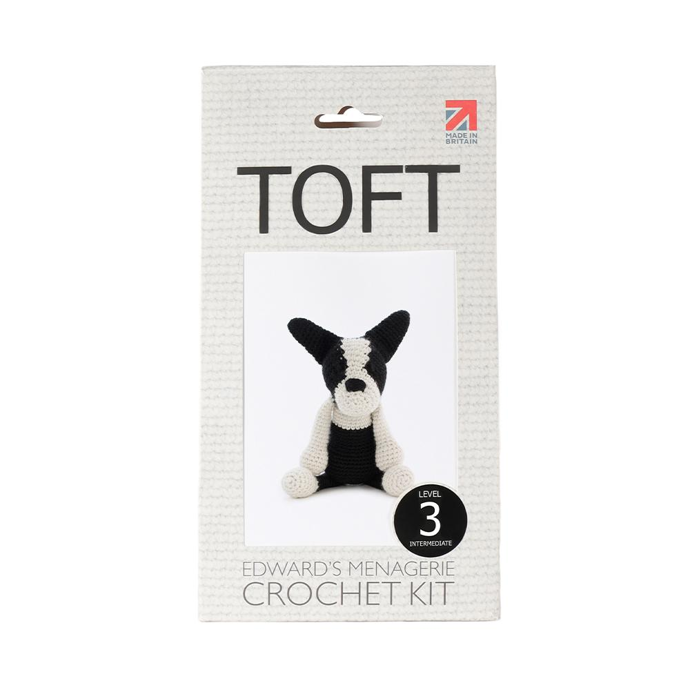 TOFT Barney the Boston Terrier Kit product image